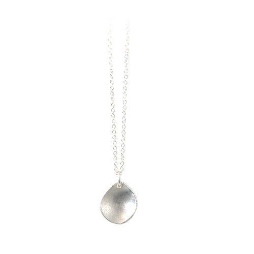 Serendipity Necklace: Sterling Silver