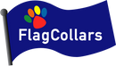 Flag collars logo