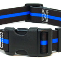 Thin Blue Line - Collar