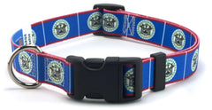 Belize Belizean Flag Dog/Cat Collar