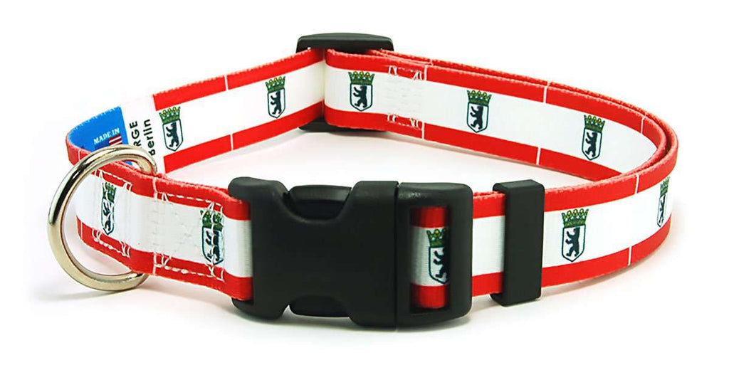 Berlin Flag Dog Collar