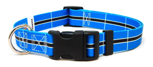 Botswana Flag Dog Collar