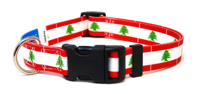 Lebanon Flag Dog Collar | Cat Collar | Leash