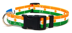 Niger Flag Dog Collar