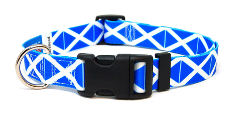 Scotland Scottish Flag Dog/Cat Collar
