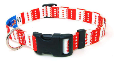 Valais Flag Dog Collar | Cat Colla | Leash