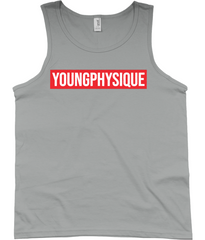 YoungPhysique Tank Top - Red Box