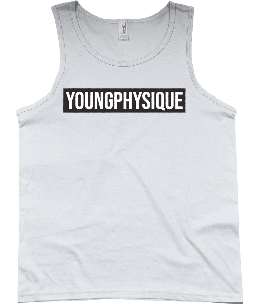 YoungPhysique Tank Top - Black Box