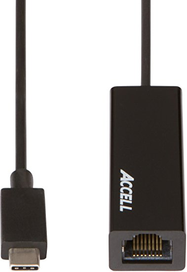 USB-C to Gigabit Ethernet Adaptor