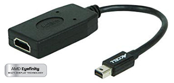 UltraAV® Mini DisplayPort 1.2 to HDMI 1.4 Active Adapter