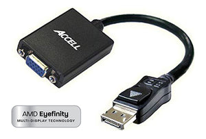 UltraAV® DisplayPort to VGA Active Adaptor