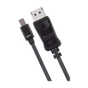 UltraAV® Mini DisplayPort to DisplayPort 1.2 Cable - 1m