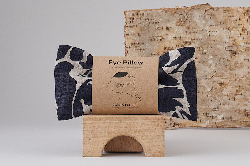Eye Pillow package from Blasta Henriet