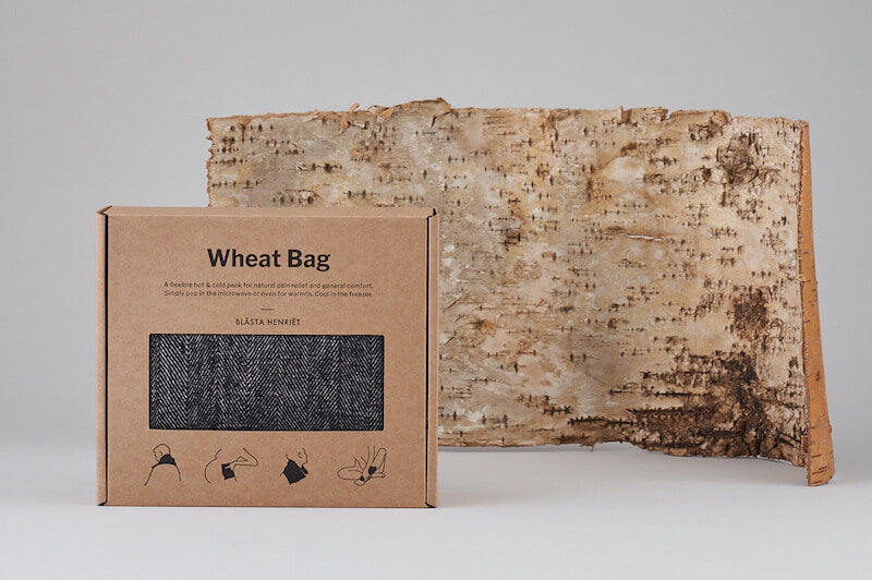 Wheat Bag box from Blasta Henriet