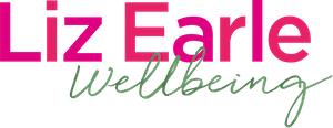 Liz Earle Wellbeing logo