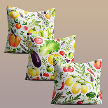 Bundle of 3 Luxury Linen Cushion designs