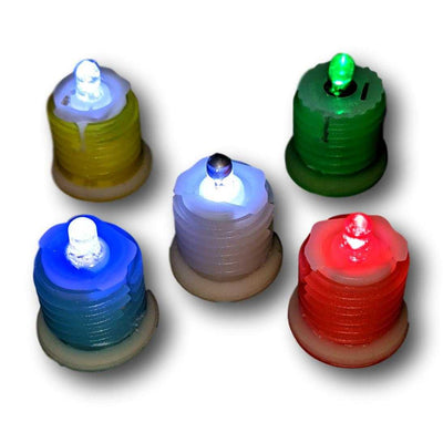 Glo Ball Set of Plugs Flash/Non Flash-V3-V4 - Playaboule