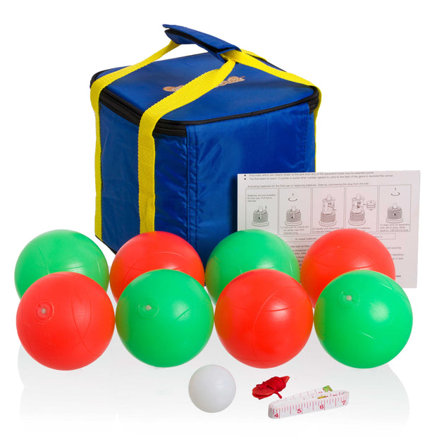 Playaboule 2 Color Lighted Bocce Set Glow (LED) 107mm - Playaboule