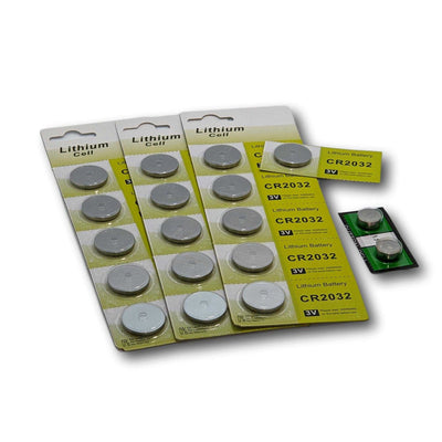 Set of V5 Li-ion Glo Ball Batteries - Playaboule