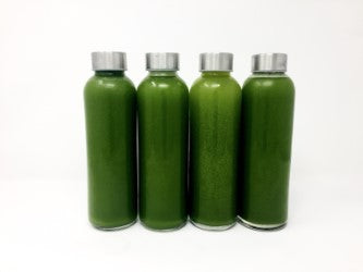 100% Organic Green Juice Subscription (18 oz bottles)