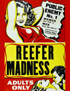 Reefer Madness Print