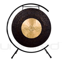 "22"" Chinese Gongs on Paiste ""C"" Stands"