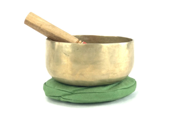 "6"" C#/F# Note Himalayan Singing Bowl #c8060518"