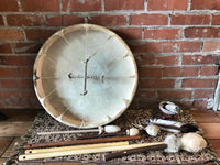 Drums Made in the Native Style