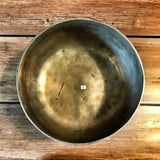 "6.5"" Antique Singing Bowl 19th Century"