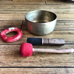 "7 1/4"" Antique Singing Bowl"