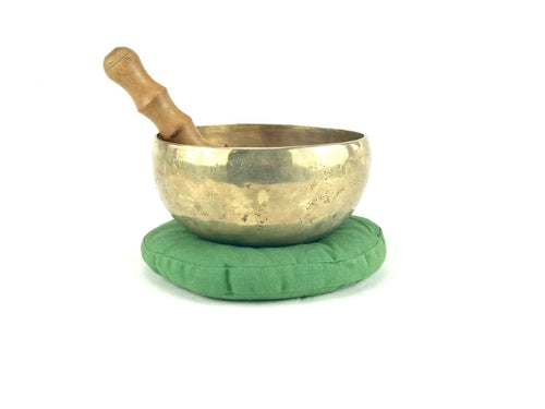 "7"" A/E Note Himalayan Singing Bowl #A8700618"