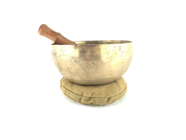 "7"" A/D# Note Himalayan Singing Bowl"