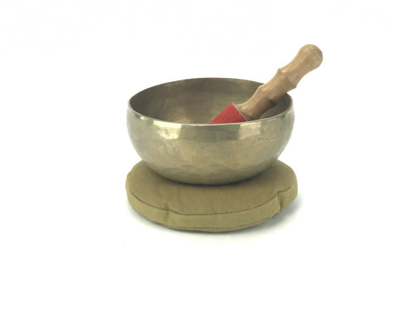 "7.5"" G/D Note Himalayan Singing Bowl #G10620418x"