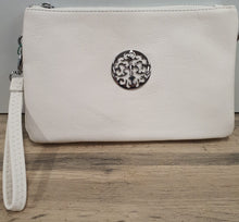 Mulberry inspired large flight bag