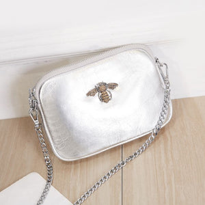 Crystal bee bag