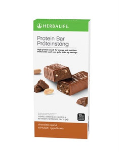 Protein Chocolate Peanut Bar