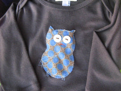 owl shirts by Karina Potestio