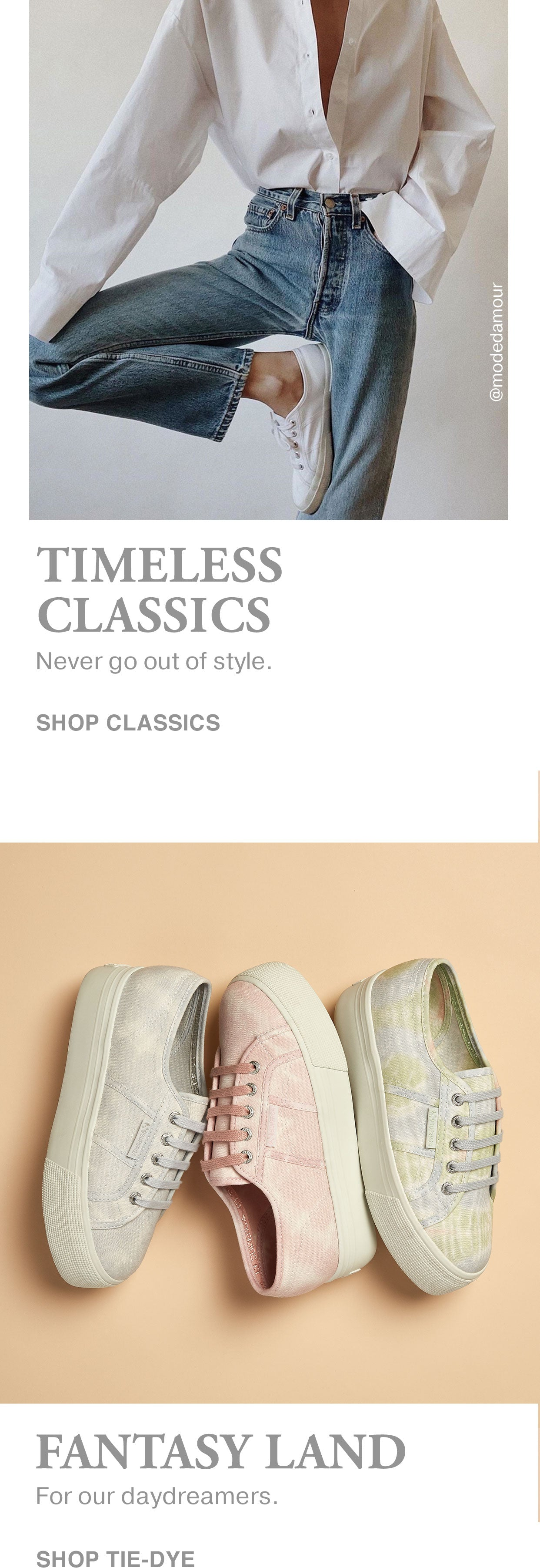 Fantasy Land - Timeless Classics Banner Mobile