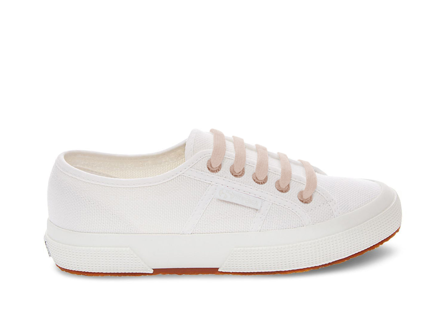 2750-COTW CONTRAST WHITE PINK - Women's
