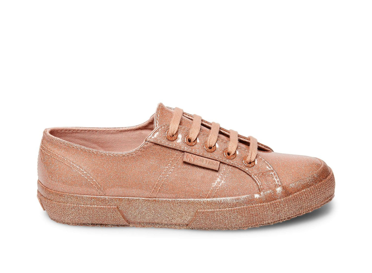 2750 GLITTERPATENTW ROSE GOLD -
