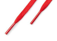 COLOR LACES RED -