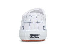 2750 COTJSTRAP FANTASY BLUE-WHITE - Maisonette x Superga 2020