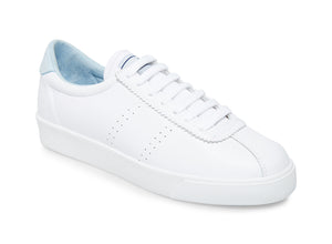 2843 COMFLEAU WHITE BABY BLUE