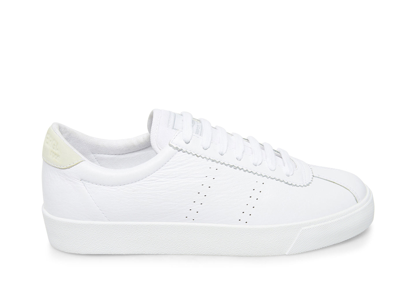 2843 COMFLEAU WHITE - Women's