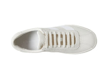 2843 CLUBS TUMBLED LEATHER U LOGO WHITE - Women's