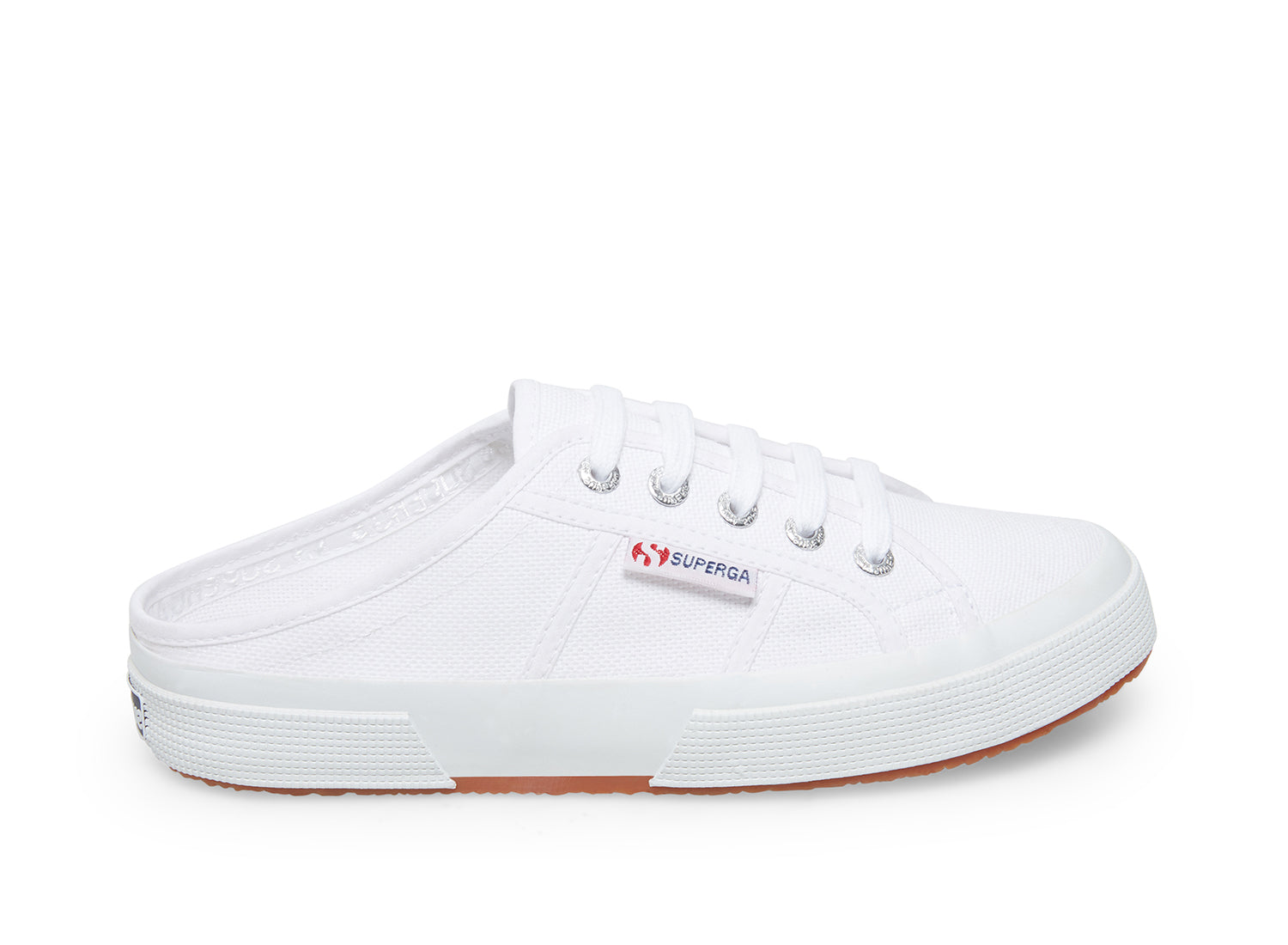 Superga 2402 cotw white side
