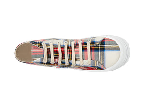 2341-COTW PLAID BEIGE PLAID