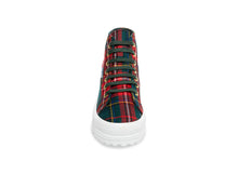 2341-COTW PLAID GREEN PLAID - Women's