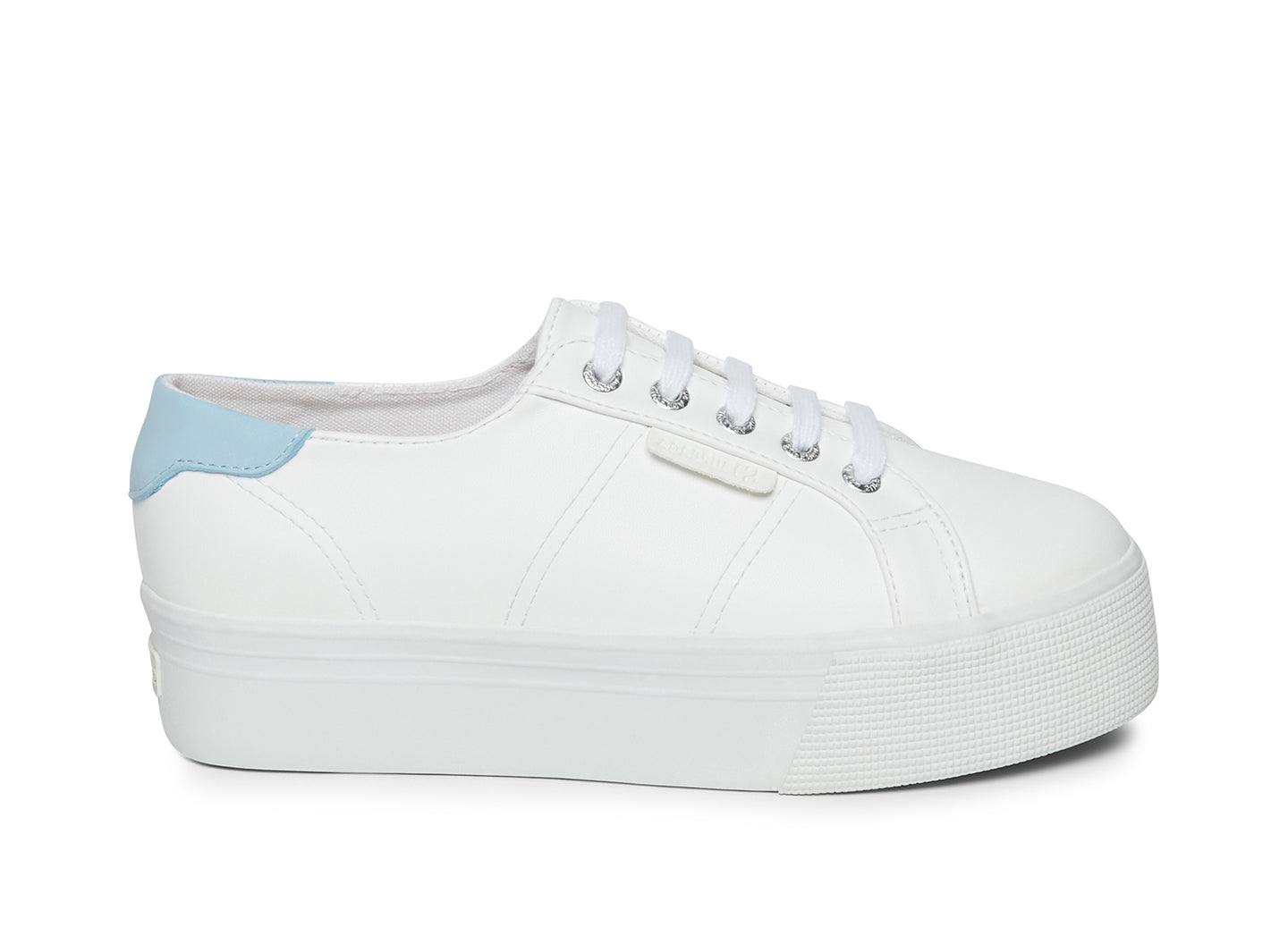 2790 SYNLEANAPPAW WHITE BABY BLUE - Women's