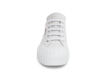 2630-COWNAPPAU WHITE LEATHER - Women's